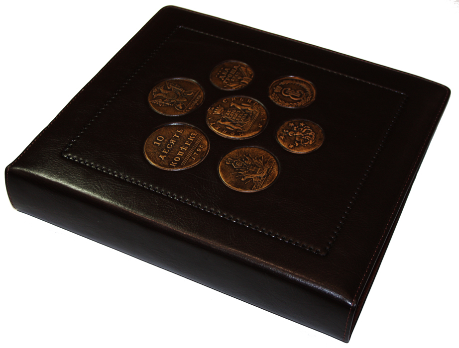 Альбом для монет оптима купить в москве