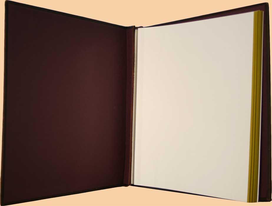 Картинка с открывающимся альбомом